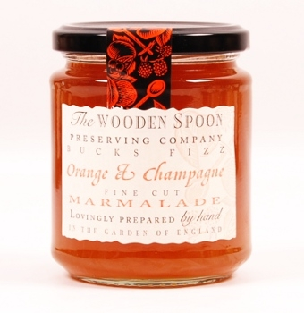 The Wooden Spoon Orange & Champagne 340g