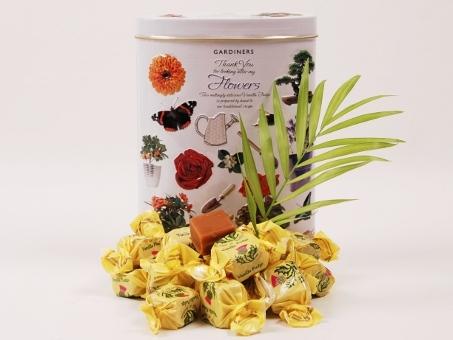"""Vanilla Fudge """"Thank you"""" Flowers, in der Geschenkdose 250g"""