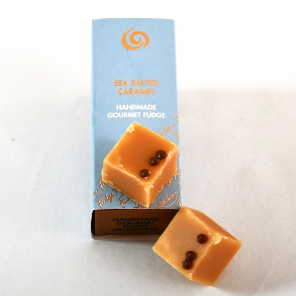 Fudge Kitchen, Slim Slider 3in1, Sea Salted Caramel, 65g