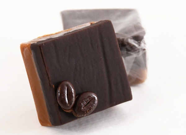 Fudge Kitchen, Sharing Square, Mocha & Chocolate 85g