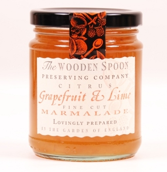 The Wooden Spoon Citrus - Grapefruit & Lime 340g