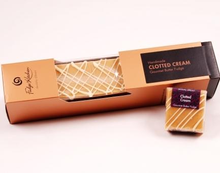 Gourmet Fudge Clotted Cream Barren 750g