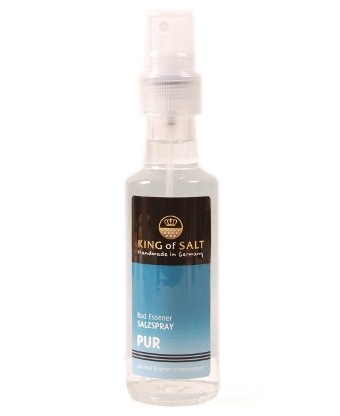 King of Salt Salzspray PUR in der hellen Flasche 100ml