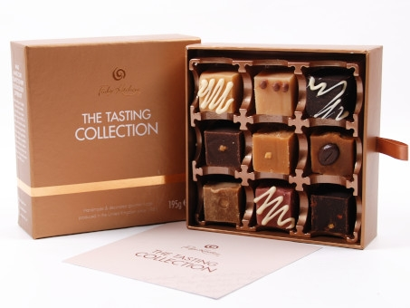 Fudge Kitchen, Giftset, Tasting Collection, 195g