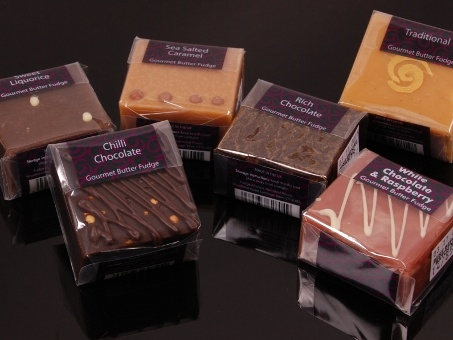 Gourmet Fudge Square Whisky Mac 85g