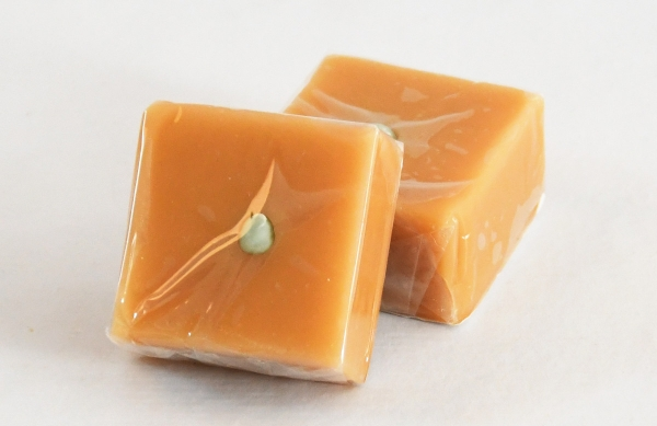 Fudge Kitchen, Sharing Square, Sherbet Lemon Fudge (vegan), 85g