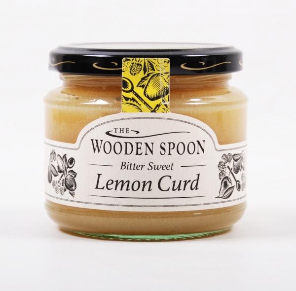 The Wooden Spoon Bitter Sweet Lemon Curd 215g