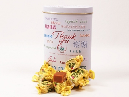 "Vanilla Fudge ""Thank you"" in der Geschenkdose 250g"