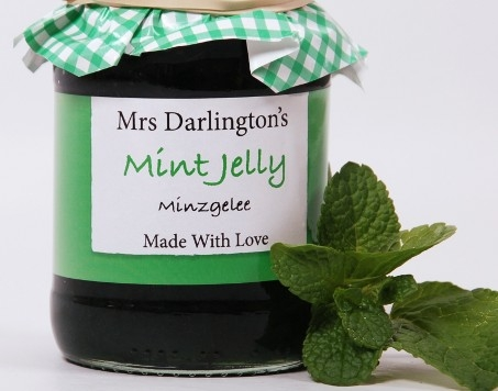 Mrs. Darlington's Mint Jelly 212g