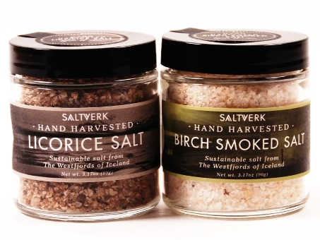 BIRCH SMOKED SALT & LICORICE SALT