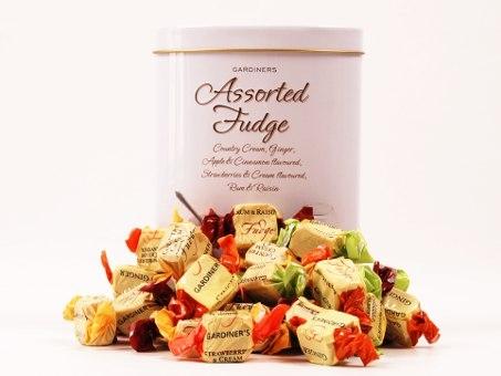 Assorted Fudge in der Geschenkdose 300g