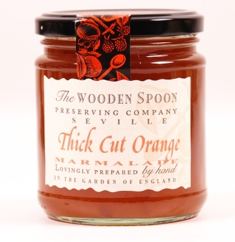 The Wooden Spoon Seville - Thick cut Orange 340g