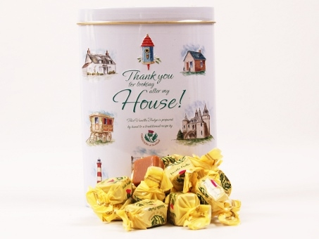 "Vanilla Fudge ""Thank you"" House, in der Geschenkdose 250g"