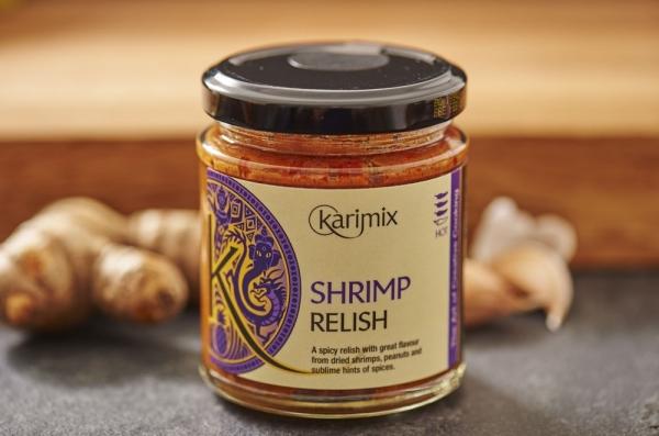Karimix Shrimp Relish 185g